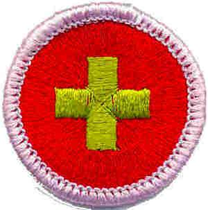 first aid merit badge worksheet pureluckrestaurant - First Aid Merit Badge Worksheet