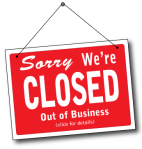 closed-out-of-business-sign