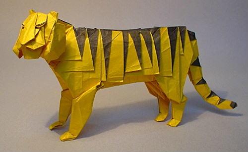 origami_tiger