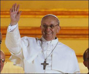 APTOPIX-Vatican-Pope-Francis